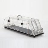 Fully Adjustable Acrylic Rabbit Restrainer